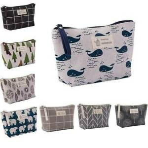 Travel-Cosmetic-Makeup-Bag-Portable-Toiletry-Case-Wash-Pouch-Organizer-Storage