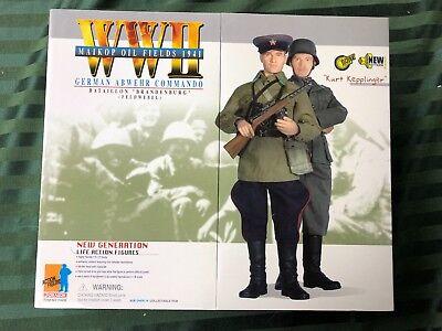 Dragon Wwii German Abwehr Commando Kurt Kepplinger Maikop Oil