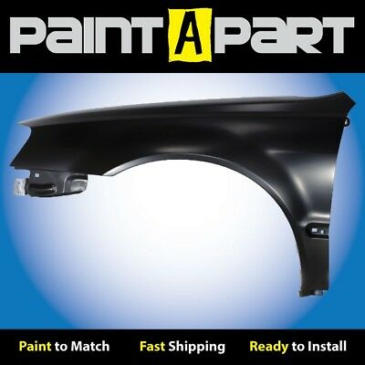 New Front Passenger Side Fender For Acura Acura TL 2001-2003 AC1241115