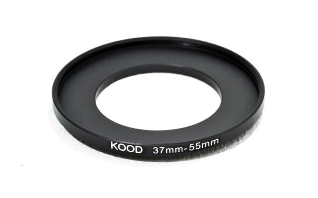 Adaptador filtro adaptador anillo Step-up 37mm 55mm 37-55 mm