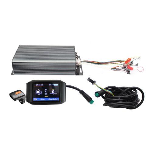 EU zollfrei 48-72V 2500-4000W 24 MOSFET 80A eBike Sinus Controller 750C