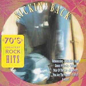 70's Greatest Rock Hits, Vol  5: Kickin' Back by Various Artists (CD,  Jun-1991, Priority Records)