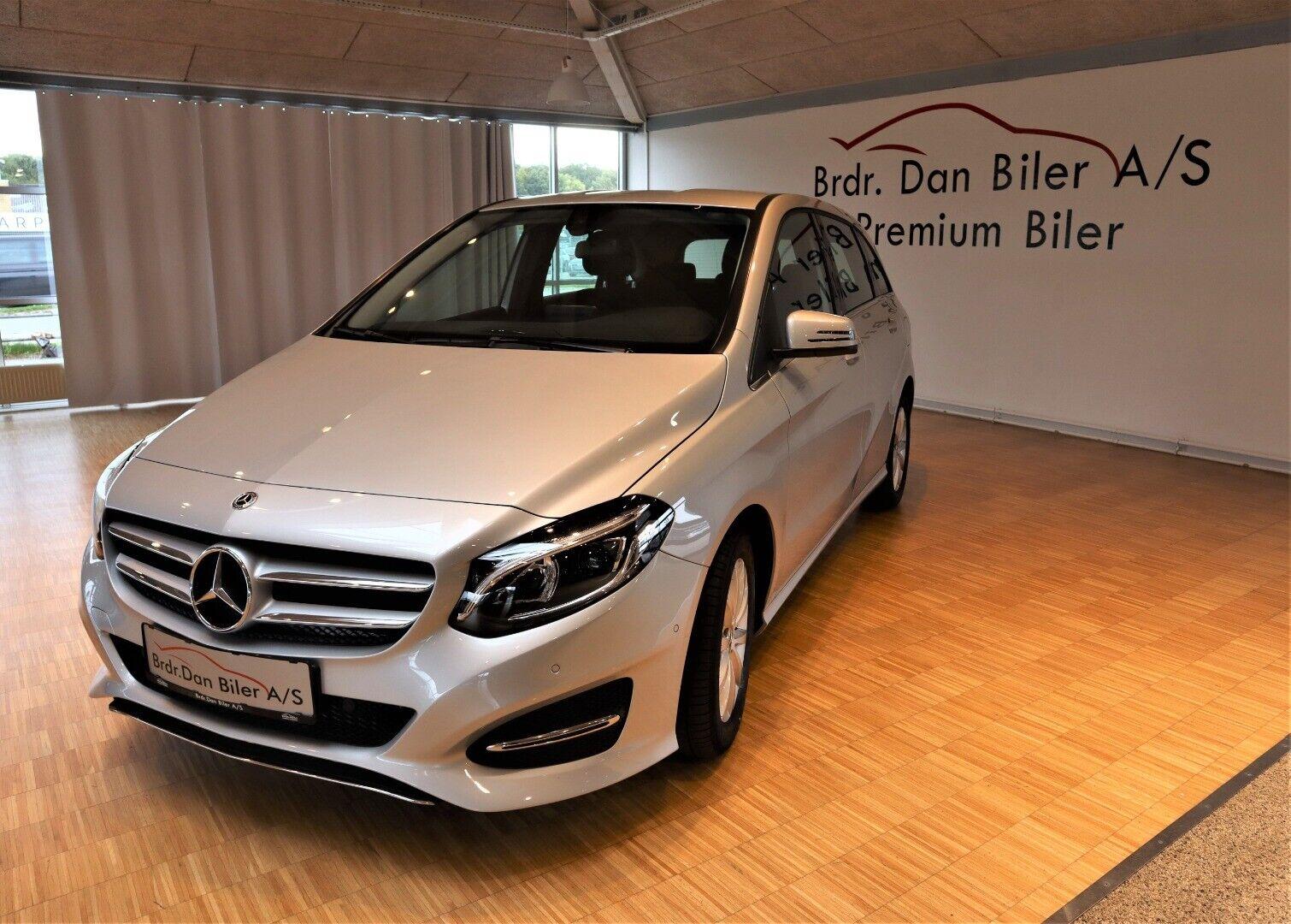 Mercedes B180 1,6 aut. 5d - 294.800 kr.