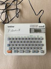 Brother Pt 10 P Touch Iii Electeonic Labeling System