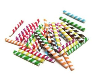 50-Sweet-Candy-Cane-Dollhouse-Miniatures-Food-Supply-Deco
