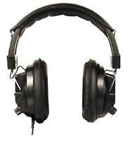 Pro Power Deluxe Headphones For Metal Detecting
