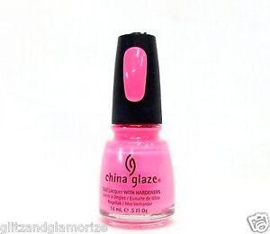 China Glaze Nail Polish Color Shocking Pink 1003 #0: s l300