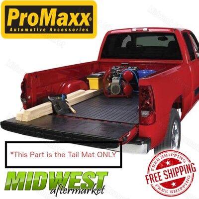 Promaxx Auto Black Tailgate Mat Fits 2004 2012 Chevrolet