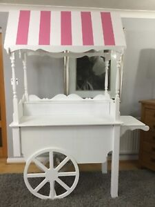 Image Is Loading New For Wedding Sweet Candy Cart Fully