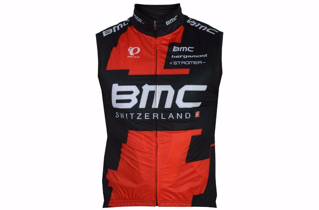 Pearl Izumi BMC Racing Team Edition Wind Vest - Large - 213845