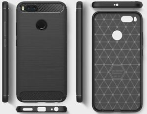 For-Xiaomi-Mi-A1-Back-Cover-Rugged-Brushed-Exclusive-Hybrid-Soft-Case-Tempered