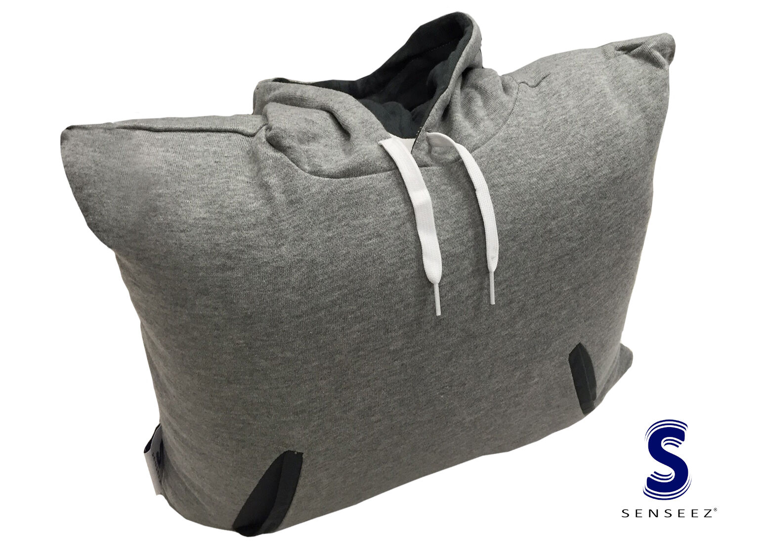 Hoodie Vibrating Pillow a great way to provide tactile input