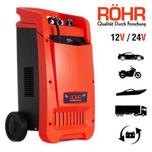 Rohr-Voiture-Chargeur-de-Batterie-Intelligent-regenerateur-demarreur-650-12V-24V