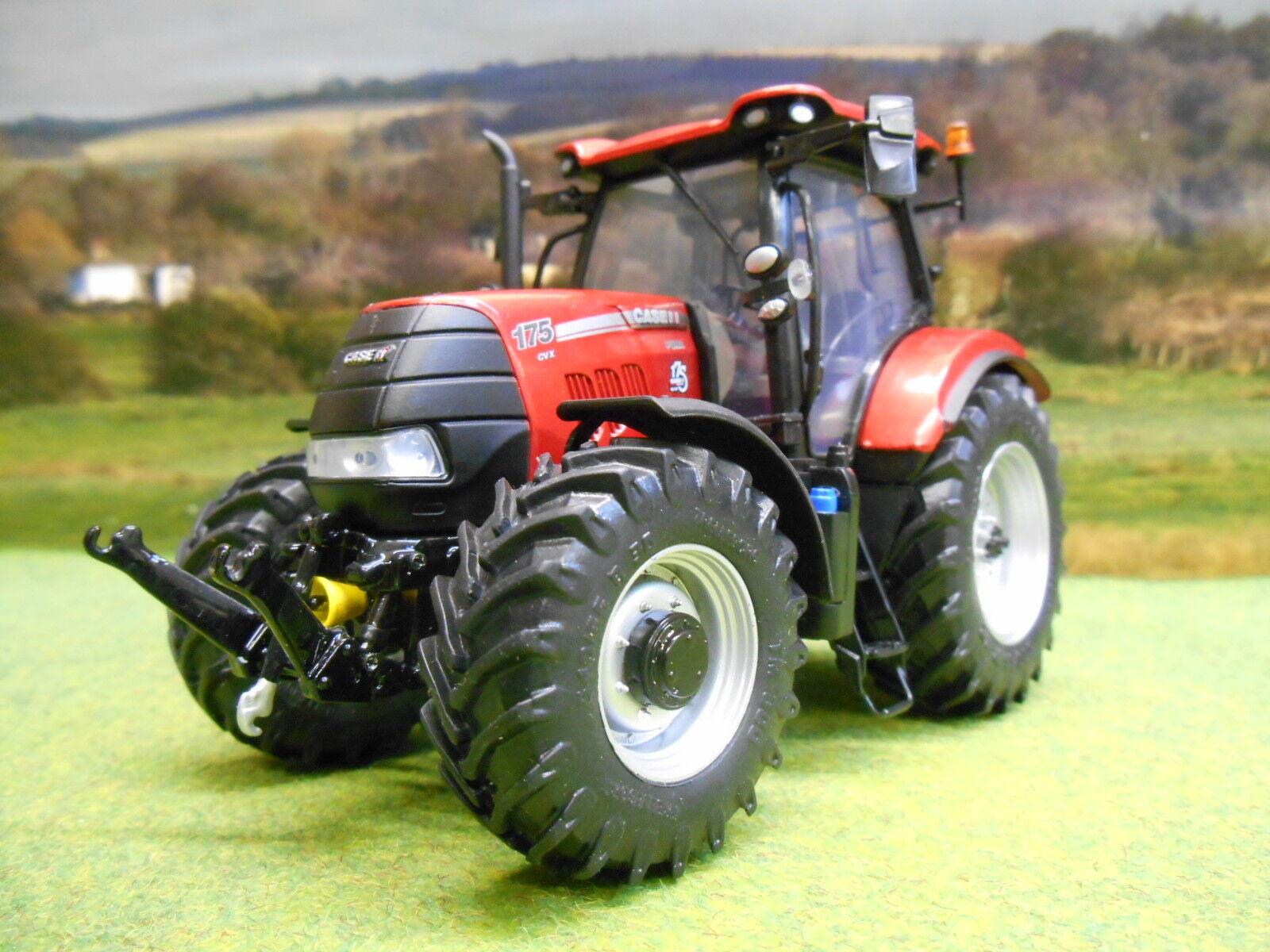 Universal Hobbies Case IH Puma 175 CVX Tracteur 175th anniversaire 1/32 5285 | Une Performance Fiable