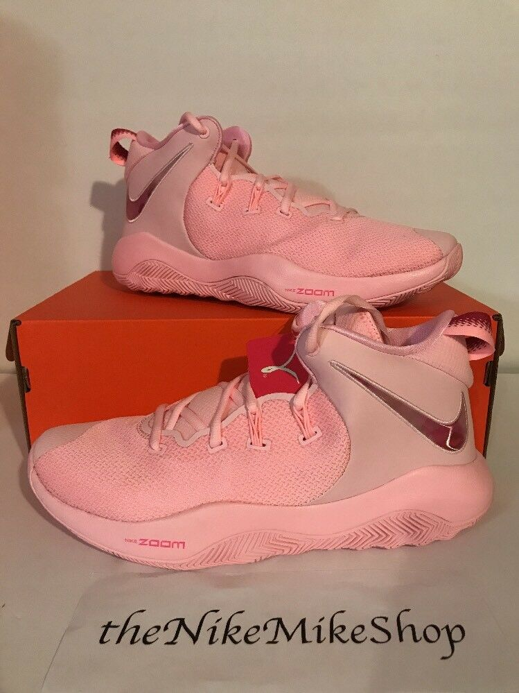 Nike zoom rev ii tbc promo il aj7718-605 rosa, il promo cancro al seno kay sarà raro sz 10,5 pennino f89af4