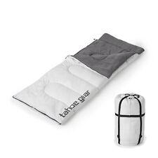 Tahoe Gear 30 Degree Rectangular Lightweight Camping Excursion Sleeping Bag