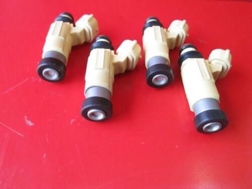 Genuine BOSCH Set Of 4 Fuel Injectors for Mitsubishi Dodge Chrysler 2.4L