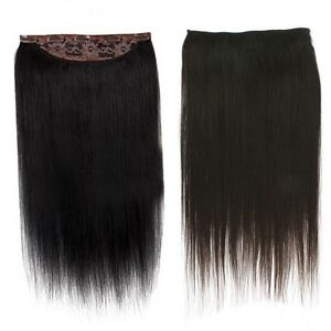 16-22-034-highlight-full-head-clip-in-Remy-human-hair-extensions-amp-Hair-One-pieces