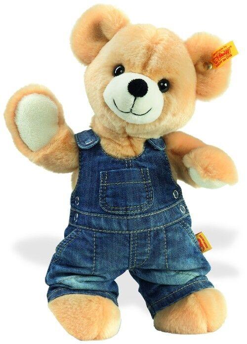 Steiff Luis Teddy Bear With Jeans - EAN 113314