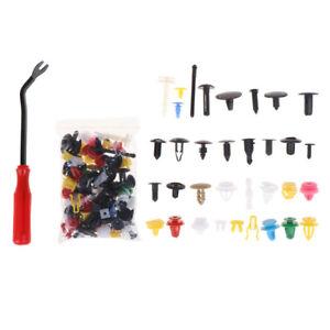 100Pcs-Car-door-plastic-mixed-fastener-clip-bumper-fender-trim-rivet-with-toAEO