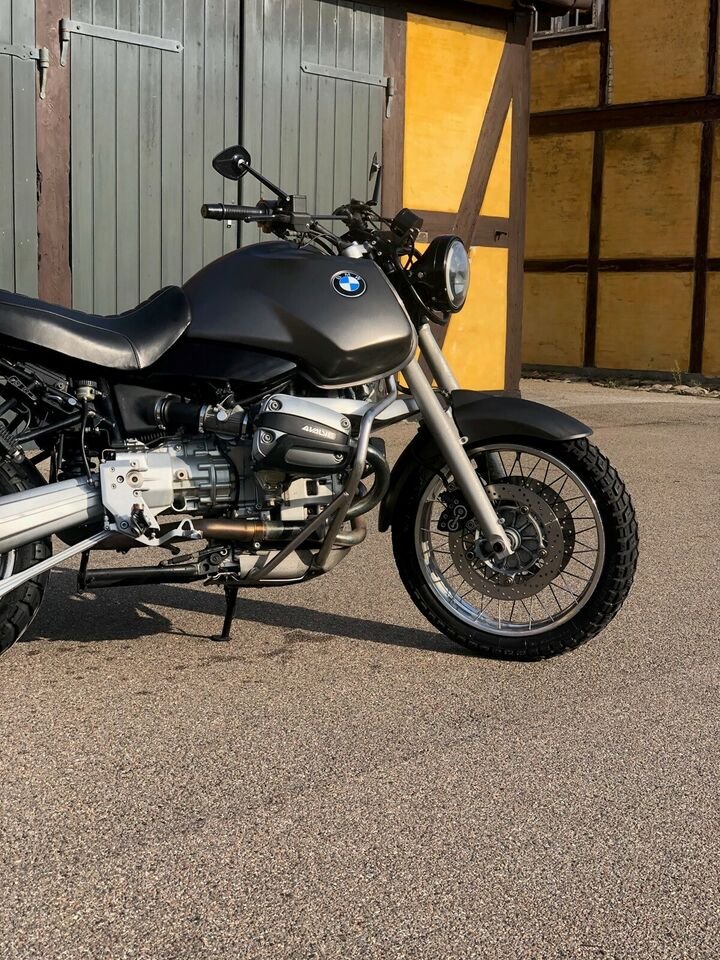 BMW R 1100 GS Caferacer  / Scrambler. Nysynet