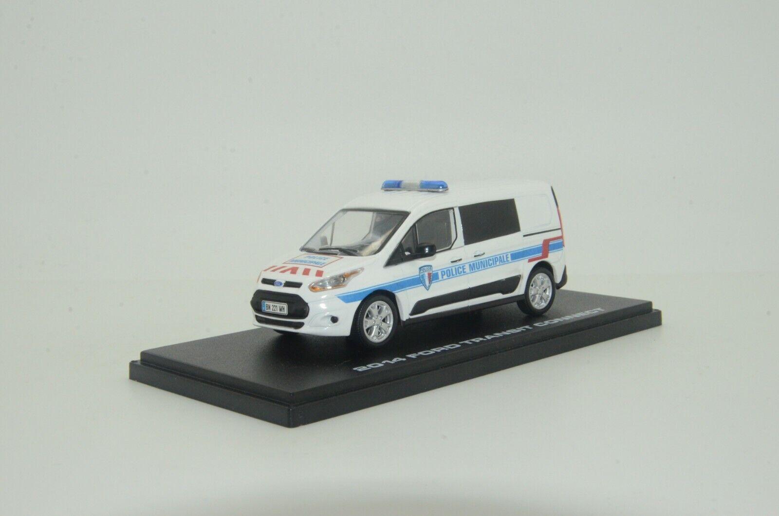 rara    Ford Transit Conectar Francia policía emitida Hecho a Medida 1 43