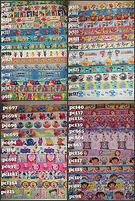 """Hand Crafted Pacifier Dummy Clip 11/""""-12/"""" *Cartoons Pony"""