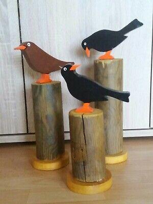 Holz Marsvogel K/üchenmesser 3er Set