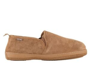 d7e1b573858ac1 Image is loading Lamo-Men-039-s-Romeo-Slippers-P104M-Chestnut-