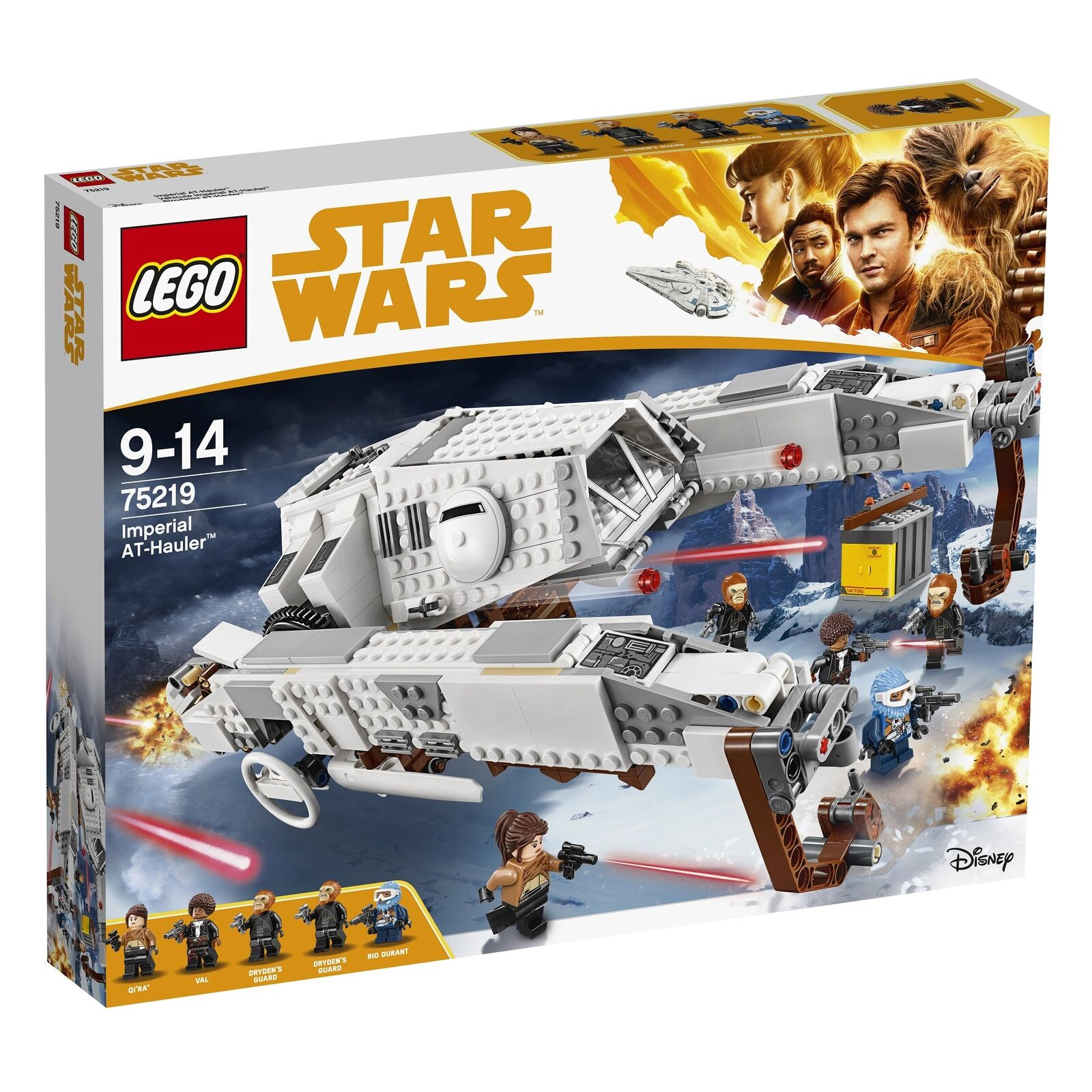 NEW LEGO Star Wars IMPERIAL AT-HAULER (75219) - For 9 to 14 years