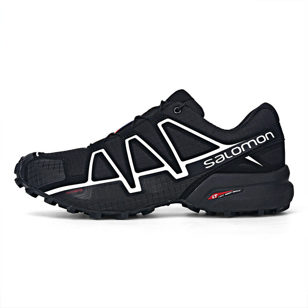 salomon speedcross 3 gtx herren schwarz ebay