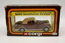 Corgi 1/32 - Mercedes 300 SC 1956