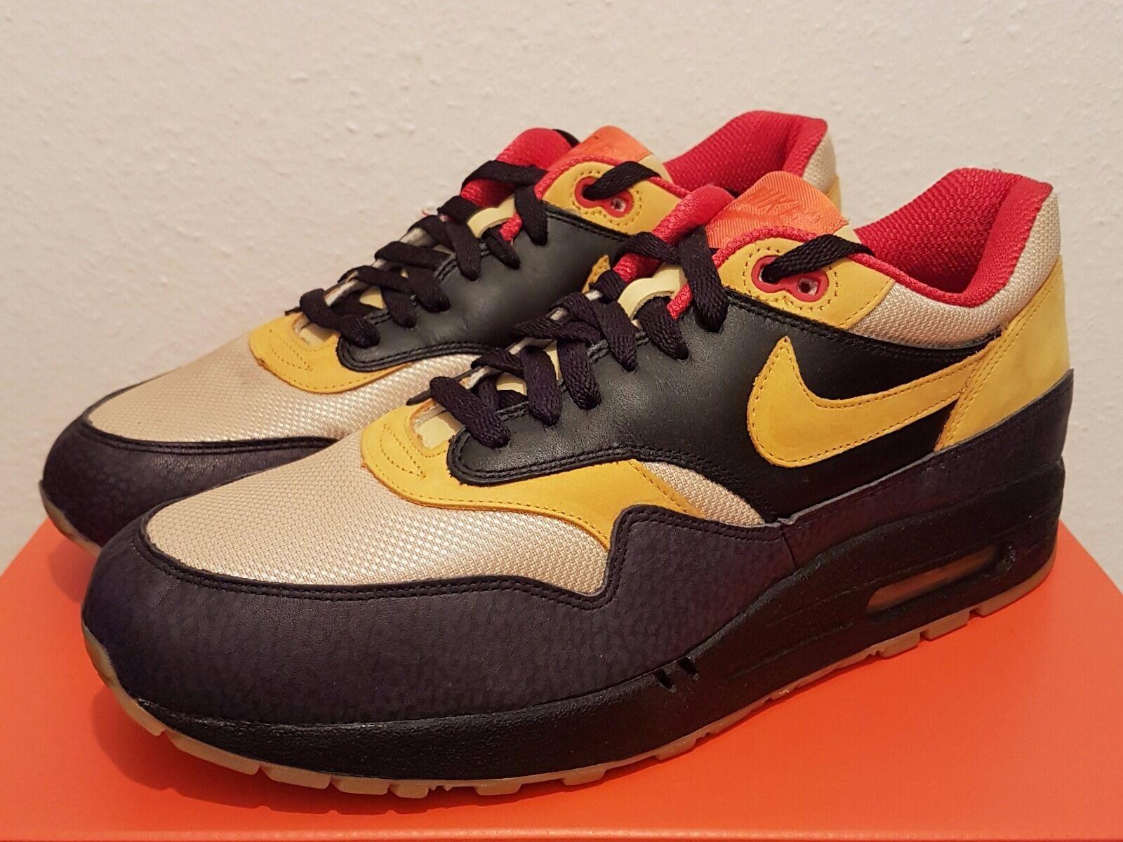 Nike Air Tech Max 1 Supreme Safari Tech Air Pack 2008 Gr. 44,5 Patta Yeezy 97 90 180 b2c450