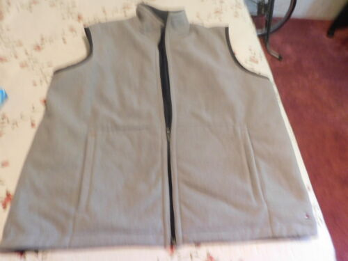 Tommy Hilfiger Reversible Nylon Fleece Vest - Nav… - image 1