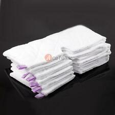 6 pcs Replacement Microfiber Pads for Shark Pocket Steam Mop S3501 S3601 S3901