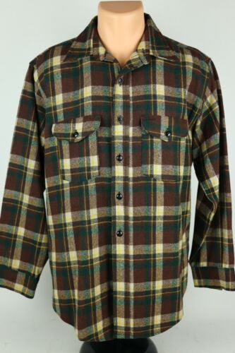 Vintage Sweet-Orr Union Made USA Mens 16 (L/XL) Br