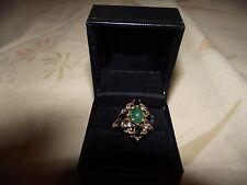 Franklin Mint (FM) Faberge Twilight Jewels of Winter ring