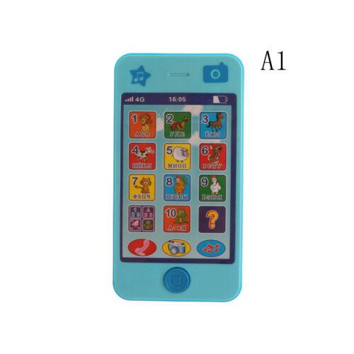 Russisch Baby Sprache ABC Alphabet Früherziehung /& Bildung Handy SpielzeAB