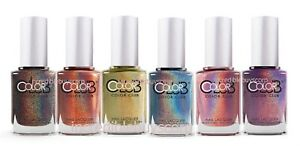 Color-Club-2013-Halo-Hues-Holographic-Nail-Polish-Lacquer-Pick-Color