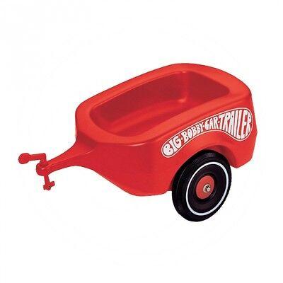 Mutig Big Bobby-car Trailer Rutscher Anhänger Rutschanhänger Zubehör Rot Einen Einzigartigen Nationalen Stil Haben Kinderfahrzeuge