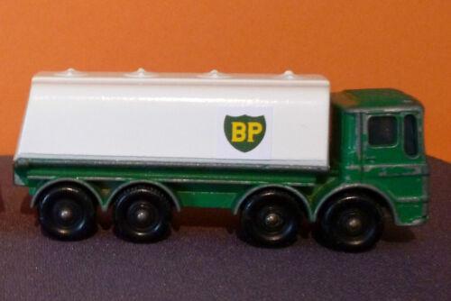 "Matchbox Lesney Pegatinas /""BP/"" para 32c Leyland Petrol Tanker"