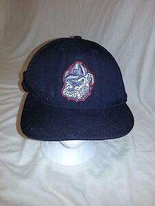 df63d5ae Nike 643 University of Georgia Bulldogs Black 7 3/4 Cap Hat Preowned ...