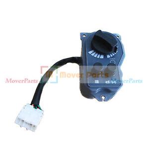 Fuel Control Dial 4341545 for Hitachi Excavator EX100-5 EX120-5 EX200-3 EX200-5