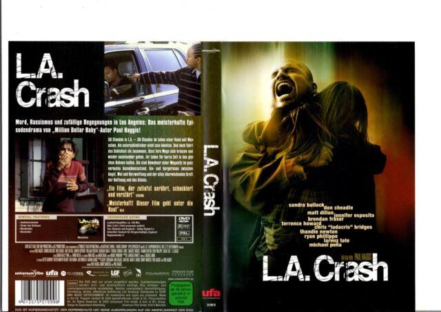 L.A. Crash (2005) DVD 22177