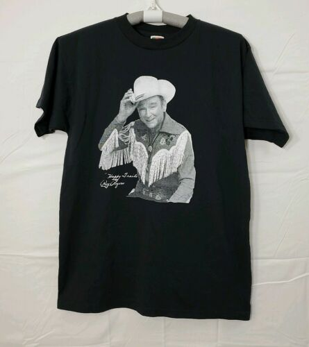 Mens Vintage Wild West Western Cowboy Tee Cow Boy