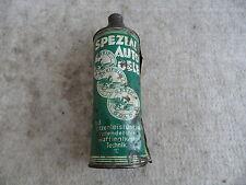 alte Öldose Ölkanister Ölflasche Greif