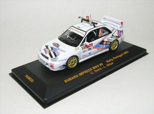 Subaru Subaru Subaru Impreza WRX No. 0 Rally Portugal 2005 (C. Sainz -  L. Moya) 091b6a
