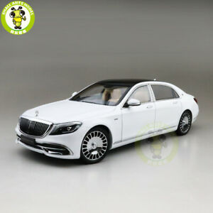 1-18-Benz-Maybach-S-CLASS-S650-Almost-Real-Diecast-Model-Car-Toys-Gifts-White