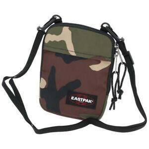 Sacoche pochette bandouliére Eastpak Buddy imp camouf pochette Vert 91679 - Neuf