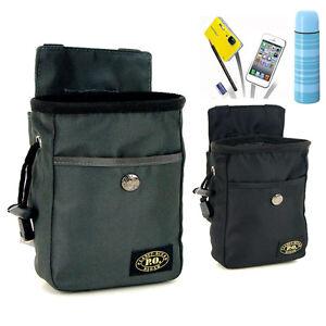 New-men-039-s-Black-Green-Waist-Fanny-Pack-Belt-Bag-Hip-Pouch-Travel-Bottle-pocket